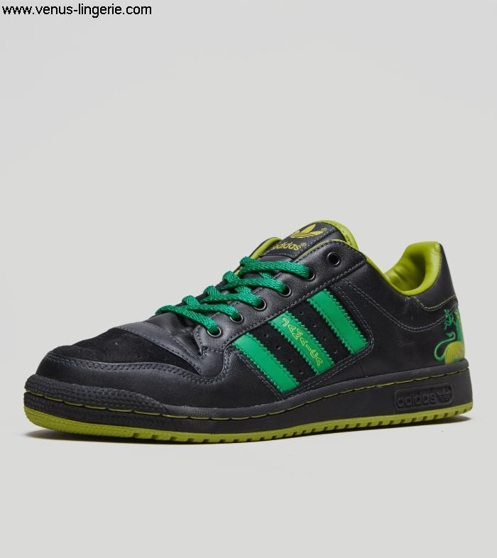 Mens Footwear 2016 Black/Green Genuine adidas Originals Decade Low Genuinenew 100 | 002249 collection BDEJSTVW35